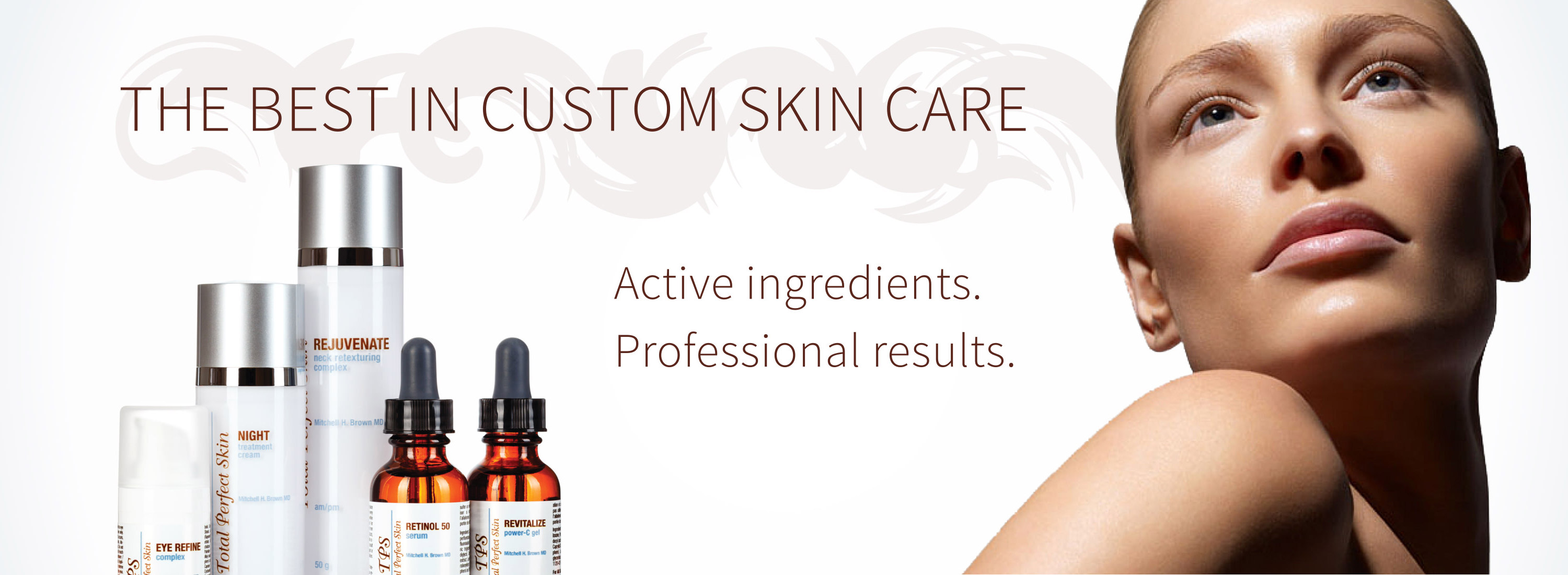 TPS Custom Skincare Shop